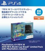 PlayStation4×FIFA