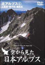 空から見た日本アルプス