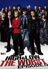 HiGH&LOW THE WORST EPISODE.0Vol.1