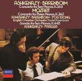 モーツァルト:2台・3台のピアノのための協奏曲 2台のピアノのためのソナタ