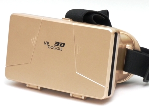 VR GOGGLE 3D:GOLD