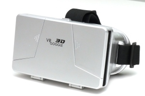 VR GOGGLE 3D:SILVER