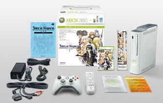Xbox 360 テイルズ オブ ヴェスペリア プレミアムパック(52T-00161)