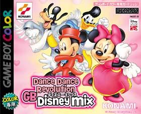 Dance Dance Revolution GB Disney MIX
