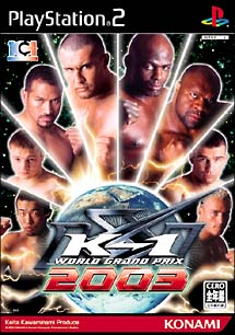 K-1 WORLD GRAND PRIX 2003