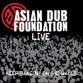 KEEP BANGIN' ON THE WALLS-ADF LIVE TOUR 2003