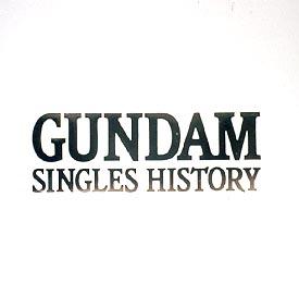 GUNDAM~SINGLE HISTORY