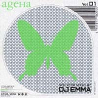 アゲハ Vol.01 ノンストップ ミックスド バイ DJ エンマ