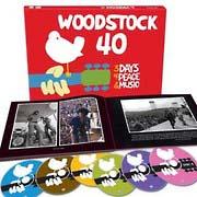 ウッドストック40周年記念ボックスセット