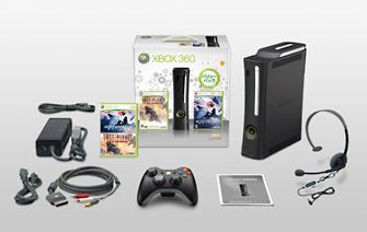 Xbox360 エリート バリューパック(52V00102)