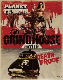 グラインドハウス プレゼンツ 『デス・プルーフ』×『プラネット・テラー』 ツインパック