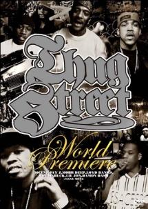 thug street world premiere オムニバスミュージック 映像 のcd