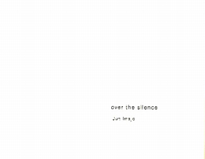 over the silence
