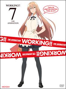 WORKING!!(7) 【完全生産限定版】