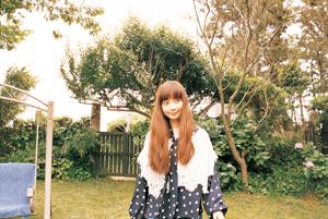 green/アカシア 持田香織×JOURNAL STANDARD