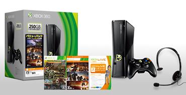 Xbox360 250GB バリューパック(R9G00124)