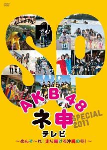 AKB48 ネ申テレビ SPECIAL~メンソーレ!走り続けろ沖縄の冬~