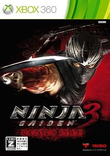 NINJA GAIDEN 3:Razor's Edge