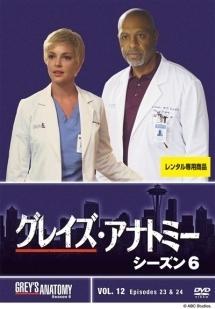 グレイズ・アナトミー シーズン6