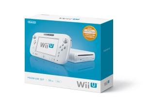 Wii U プレミアムセット:shiro(WUPSWAFC)