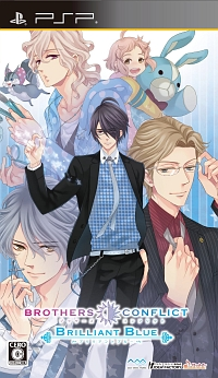 BROTHERS CONFLICT Brilliant Blue