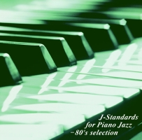 J-Standards for Piano Jazz-80's selection