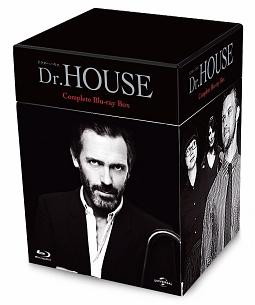 Dr.HOUSE/ドクター・ハウス コンプリート ブルーレイBOX