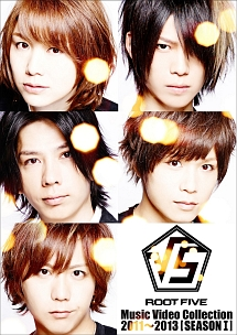√5 -ROOT FIVE- Music Video Collection 2011~2013[SEASON 1]