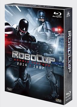 ロボコップ(2014)+ロボコップ/ディレクターズ・カット(1987) パック
