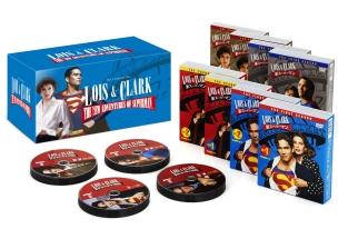 LOIS&CLARK/新スーパーマン <シーズン 1-4>