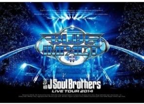LIVE TOUR 2014 「BLUE IMPACT」