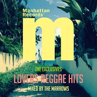 """""""The Exclusives""""Lovers Reggae Hits mixed by The Marrows"""
