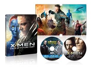 X-MEN:ファースト・ジェネレーション+フューチャー&パスト