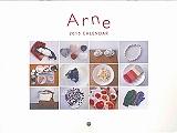 Arne カレンダー 2015