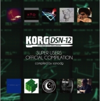 sanodg『KORG DSN-12 SUPER USERS OFFICIAL COMPILATION』
