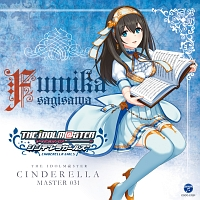 THE IDOLM@STER CINDERELLA MASTER 031 鷺沢文香