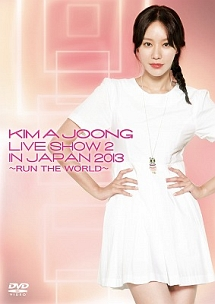 LIVE SHOW 2 IN JAPAN 2013~Run The World~