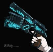 PSYCHO-PASS Complete Original Soundtrack 2