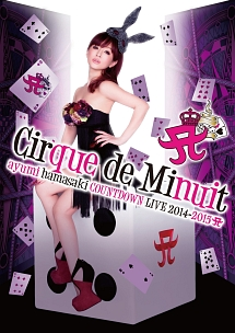 COUNTDOWN LIVE 2014-2015 A Cirque de Minuit
