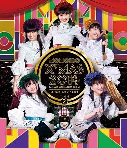 ももいろクリスマス2014 さいたまスーパーアリーナ大会 ~Shining Snow Story~Day2 LIVE