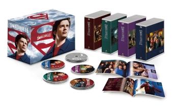 SMALLVILLE/ヤング・スーパーマン <シーズン1-10 DVDコンプリート・シリーズ>