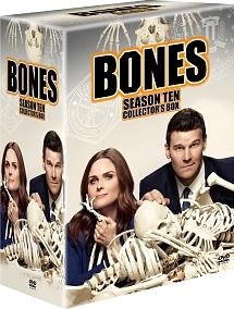 T・J・サイン『BONES -骨は語る- シーズン10』