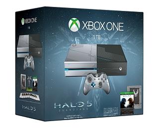 XboxOne 1TB『Halo 5: Guardians』リミテッド エディション(KF600016)