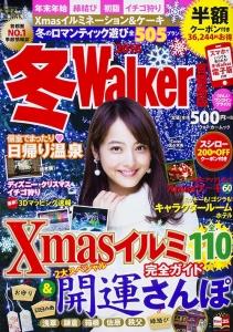 冬Walker<首都圏版> 2016