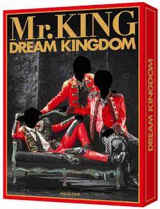 Mr.KING写真集