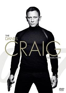 007/ダニエル・クレイグ・ブルーレイ・トリプル・コレクション