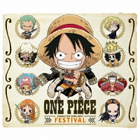 "ONE PIECE キャラソンBEST ""FESTIVAL"""
