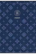 russet 手帳 2017
