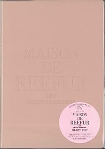 MAISON DE REEFUR DIARY 2017