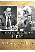 PEOPLE AND CULTURE OF JAPAN,THE(H)KEENE, DONALD/SHIBA, RYOT